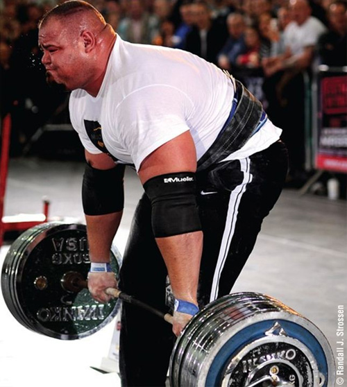 Brian Shaw strongman rawtraining
