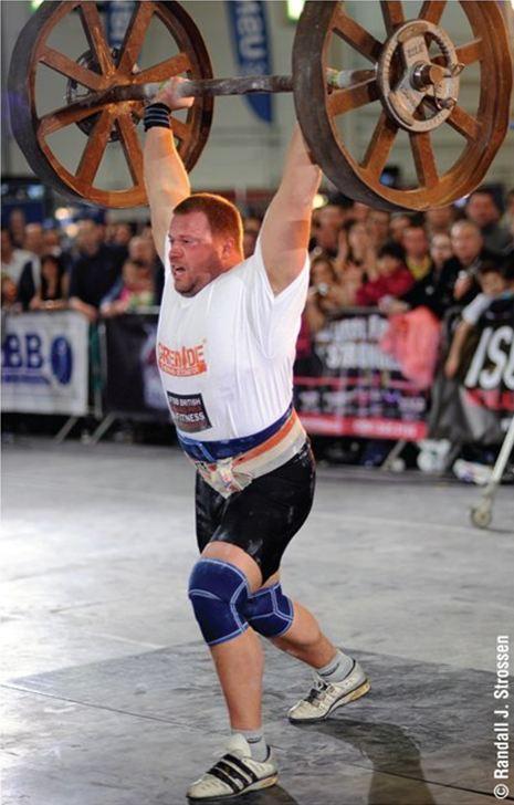Lauri Nami strongman rawtraining