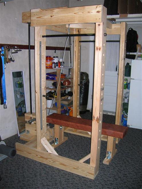 power rack 11