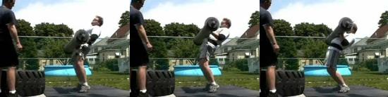 strongman log9