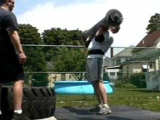 strongman log 10