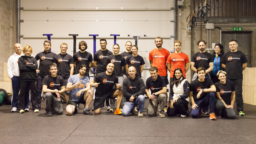Partecipanti Mind strength & Resilience 2014