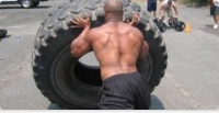 Dynamic Effort per Strongman: Speed Kill