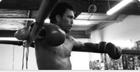 La forza esplosiva per fighter e lottatori