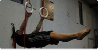 Il Front Lever