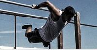German hang muscle up - hefesto - tutorial