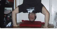 Handstand Pushup – principianti