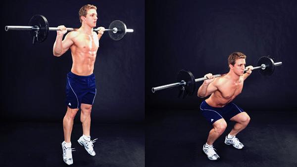 Jump squat: quanto carico?