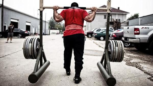 Kentucky Strong: tre errori comuni nelle programmazioni per lo strongman