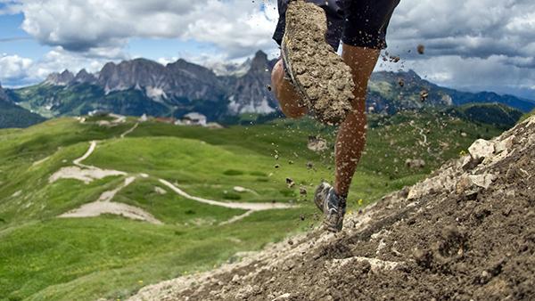 Magnesio, polvere e trail run: il cardio per i powerlifter