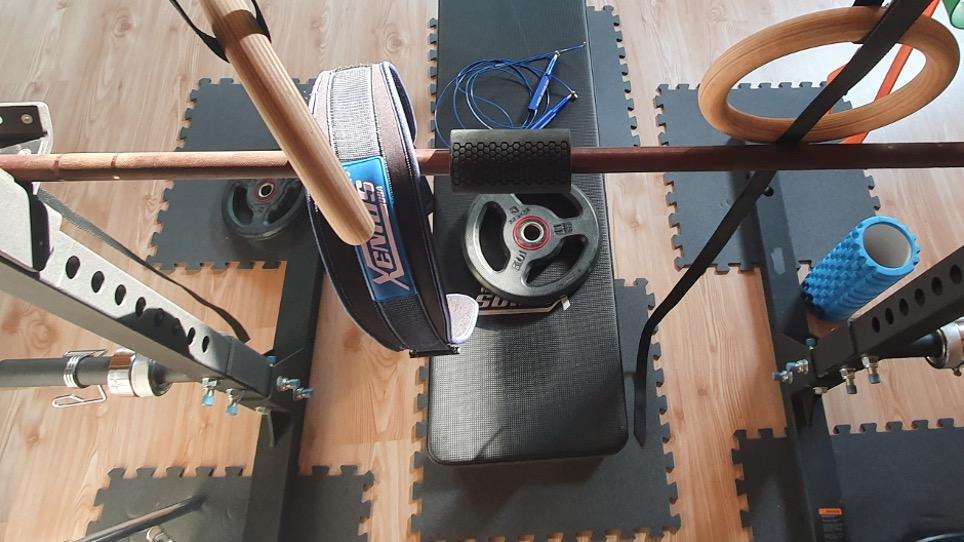 Home Training Programming for Cross Athlete