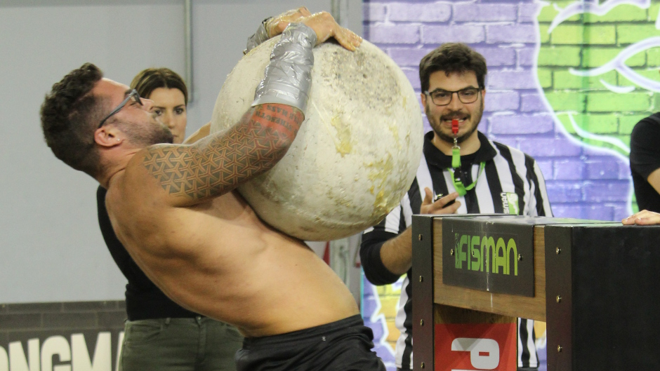 Strongman for Cross Athletes