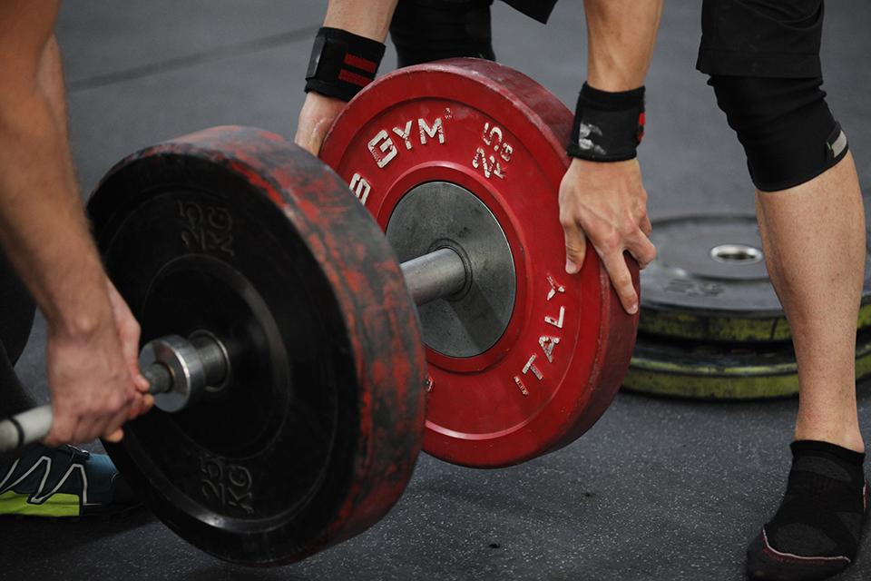 L'allenamento a corpo libero per gli atleti